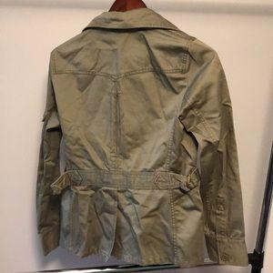 J. Crew Jackets & Coats - Jcrew olive green utility jacket